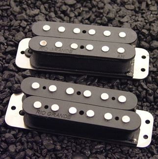 Picture of Tallboy  ASAT Humbucking