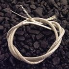 Picture of Braided 2-Conductor Cable