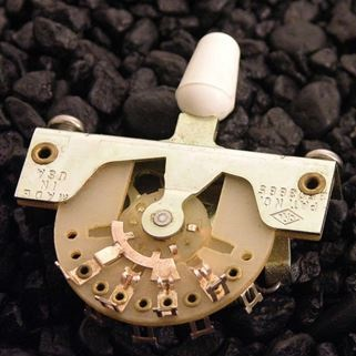 Picture of 3-Way Blade Pickup Selector Switch