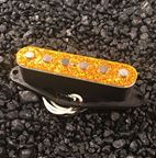 Picture of Vintage Tallboy Tele Neck in Gold Sparkle